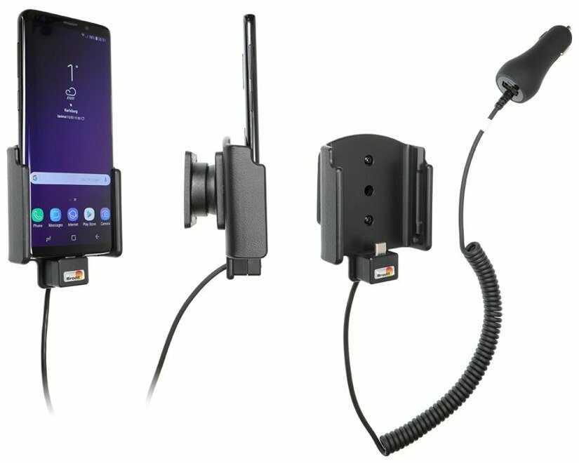 Uchwyt aktywny do Samsung Galaxy S9+.