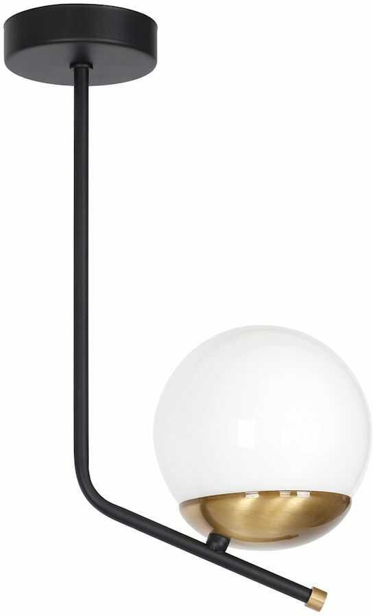 Milagro CARINA MLP4863 plafon lampa sufitowa szklane kule 1xE14 38cm