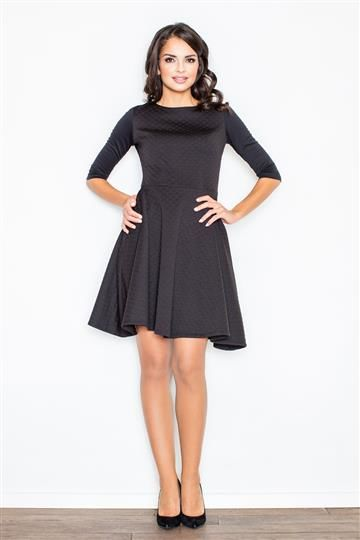 Sukienka Zoe M235 czarna