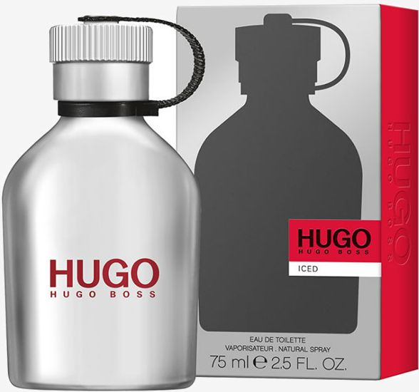 Hugo Boss Iced Eau De Toilette Spray 75ml