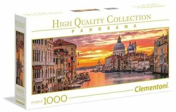 Puzzle Ravensburger 1000 - Wenecja, Włochy, Venice, Italy