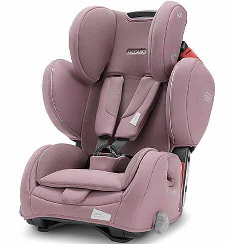 Recaro Young Sport Hero Prime Pale Rose Fotelik samochodowy 9-36kg