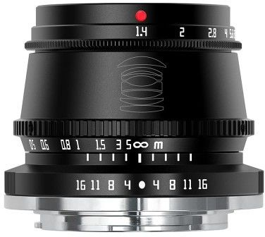 Obiektyw TTArtisan 35mm f/1.4 Micro 4/3