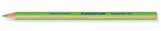 Zakreślacz w kredce Dry Staedtler 7109991 7110133, Kolor: Zielony