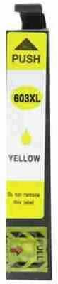 Tusz Zamiennik 603 XL do Epson (C13T03A44010) (Żółty) - DARMOWA DOSTAWA w 24h