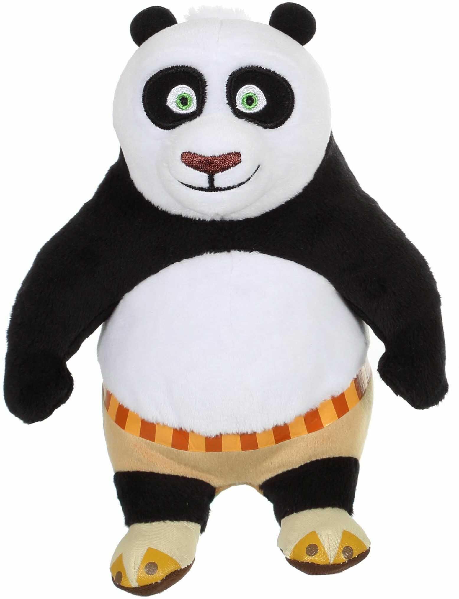 Gipsy 070638  Kung Fu Panda  Po  18 cm  wielokolorowy