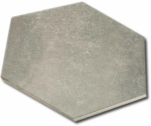 Hexágono Rift Cemento 23x26,6