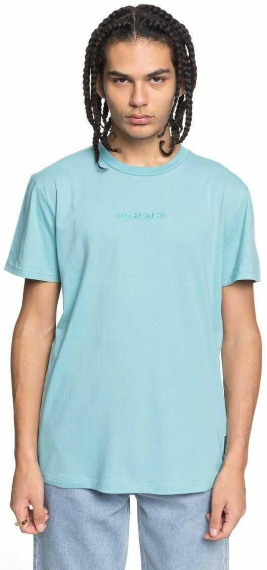 t-shirt męski DC CRAIGBURN Marine Blue - BHA0