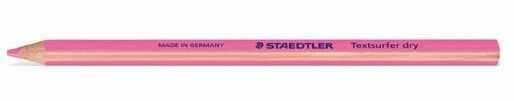 Zakreślacz w kredce Dry Staedtler 7110102 7110041, Kolor: Różowy