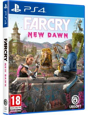 Gra PS4 Far Cry New Dawn