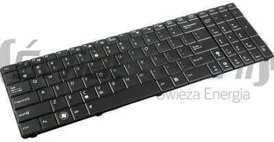 Klawiatura do laptopa Asus F52 K50 K50C K50IJ K50IN