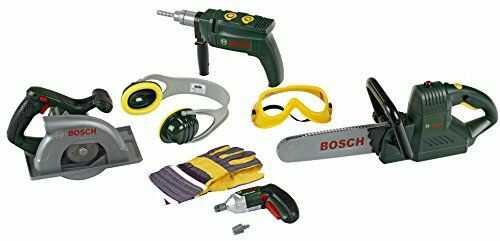 Theo Klein 8512  duży zestaw dla pracowników budowlanych Bosch