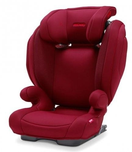 Recaro Monza Nova 2 Seatfix Select Garnet Red Fotelik samochodowy 15-36kg