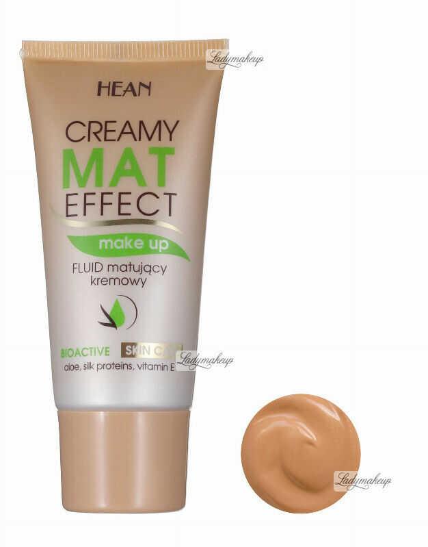 HEAN - Mat effect - Fluid matujący - OPALONY