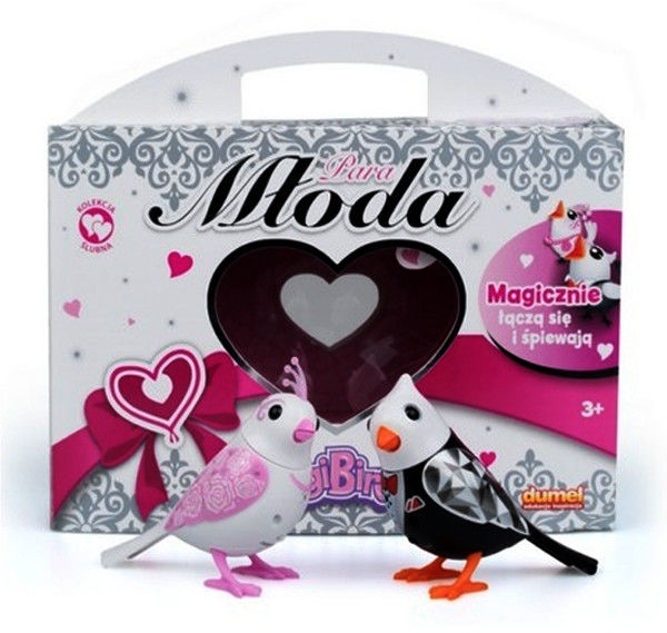Silverlit DigiBirds - Młoda Para Groom i Bride 88388