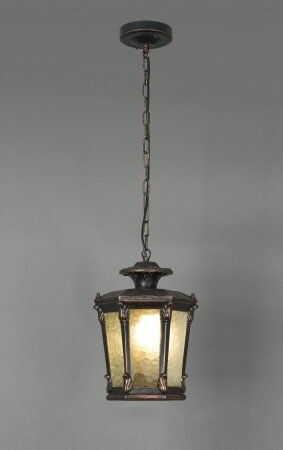 Amur lampa wisząca ogrodowa 1-punktowa 4693