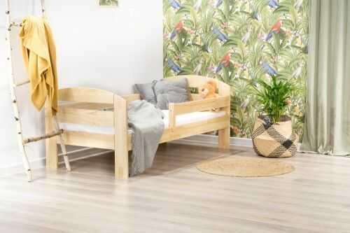 Łóżko 180x80cm BumbleBee pojedyncze kolor sosna