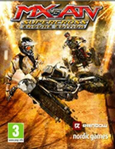 MX vs. ATV Supercross Encore (PC) Steam