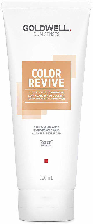 Goldwell Dualsenses Color Revive odżywka tonizująca Dark Warm Blonde