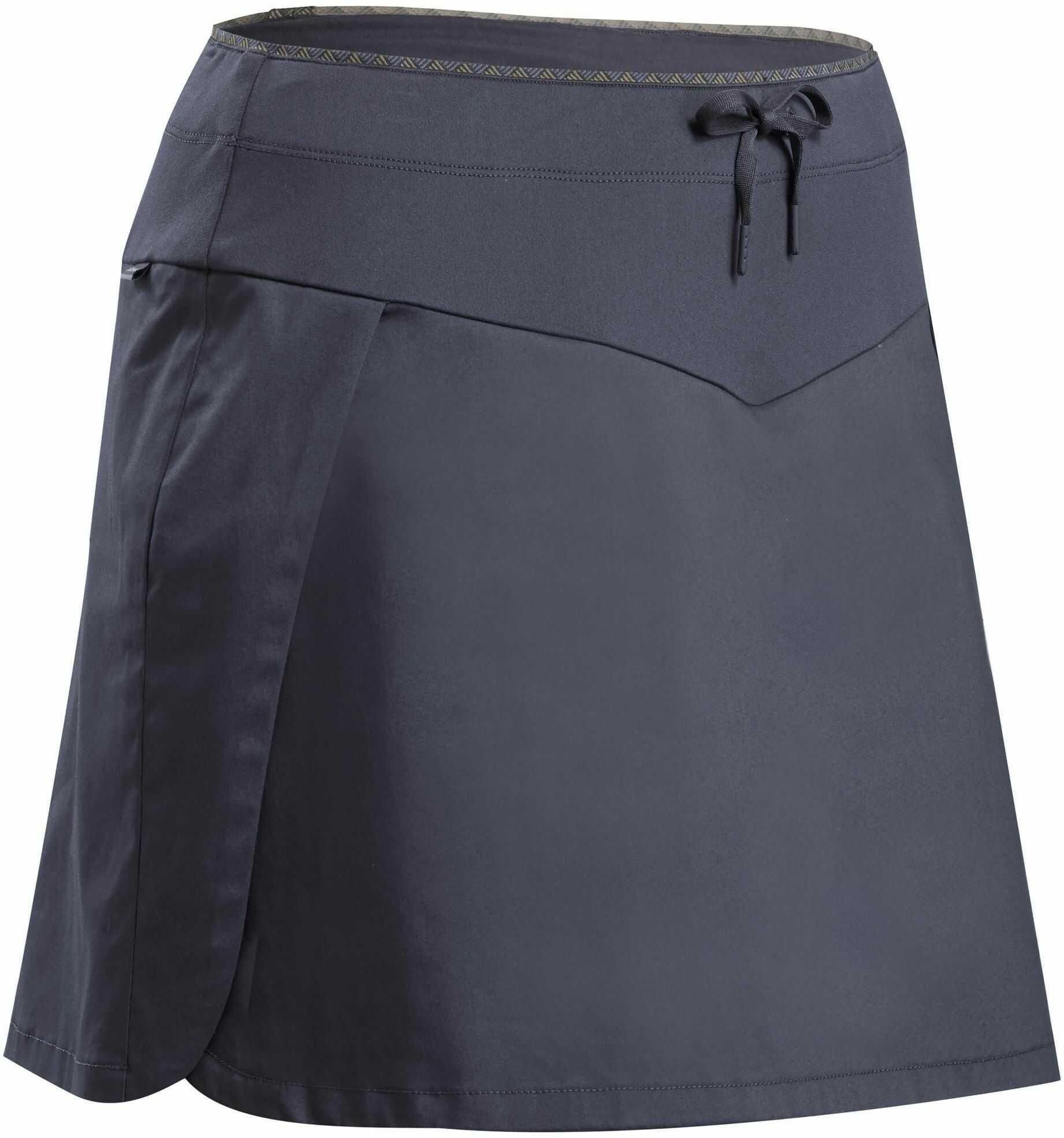 Spódnico-spodenki turystyczne NH500 damskie