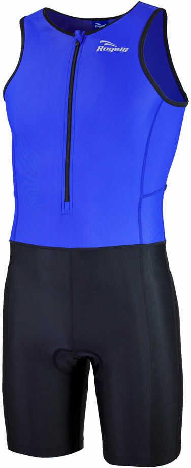 ROGELLI TRI FLORIDA 030.001 męski strój triathlonowy, niebiesko-czarny Rozmiar: M,ROGELLI TRI FLORIDA 030.002-black-blue