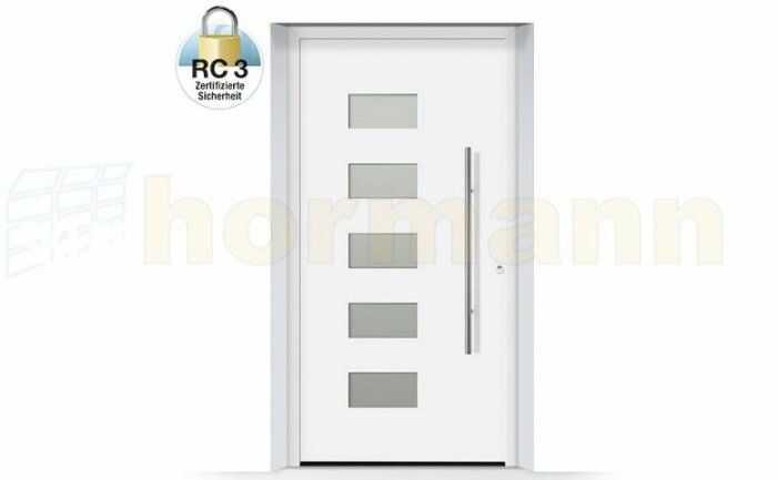ThermoSafe aluminiowe drzwi zewnętrzne, przeciwwłamaniowe RC 3 - 502