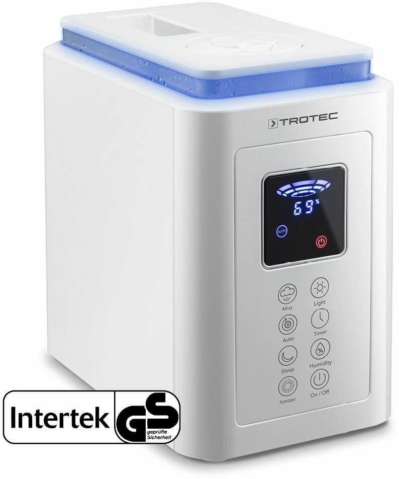 Ultradźwiękowy nawilżacz powietrza B 5 E