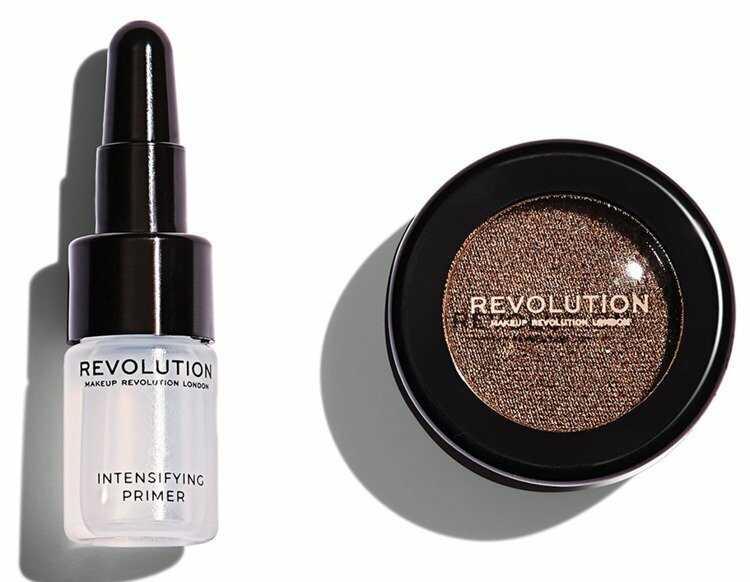 Makeup Revolution Flawless Foils Cień foliowy do powiek Overcome
