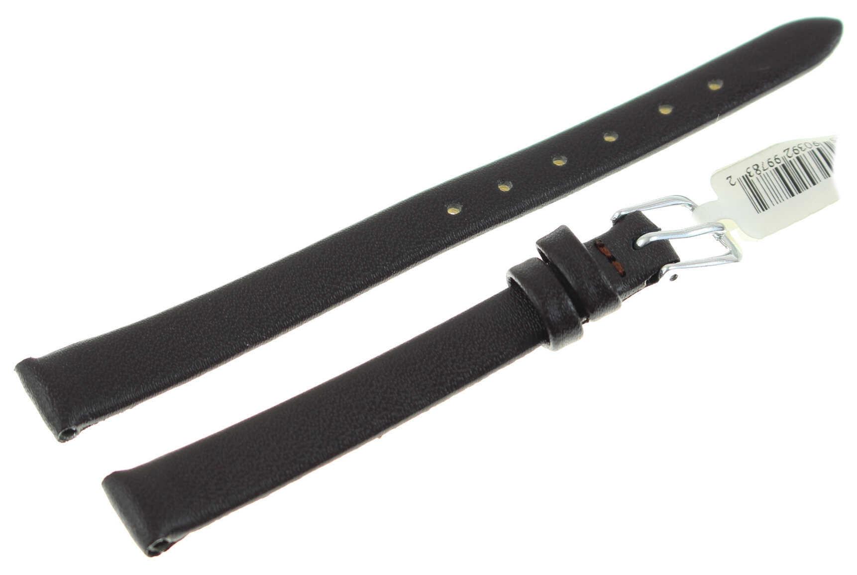 Skórzany pasek do zegarka 10 mm JVD R14902-10