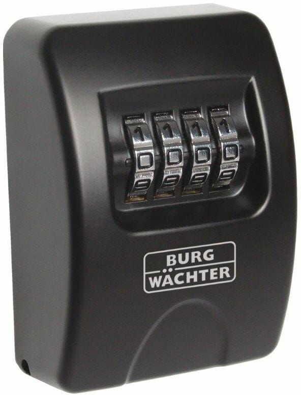 Szafka na klucz z zamkiem szyfrowym SK 3 Burg-Wachter