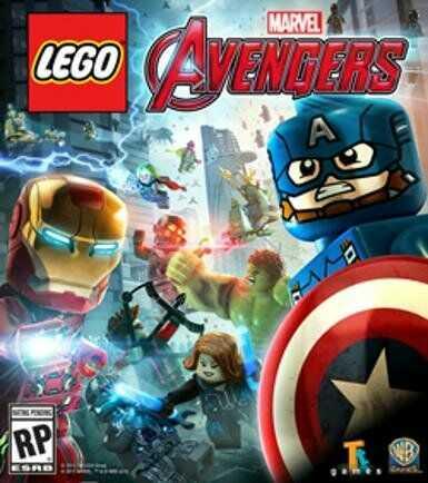 LEGO MARVEL''s Avengers (PC) Steam