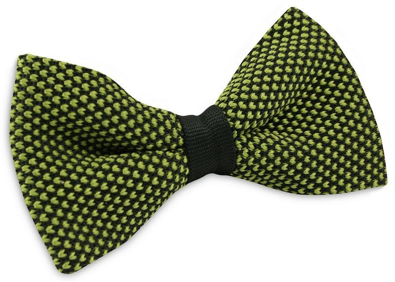 Zielona Mucha Typu Knit - Alties MUALTS0173