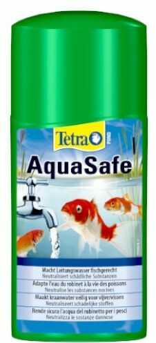 Tetra Pond AquaSafe - środek uzdatniający wodę