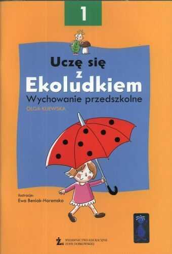 Uczę się z ekoludkiem 5-latka cz.1-wychowanie przedszkolne