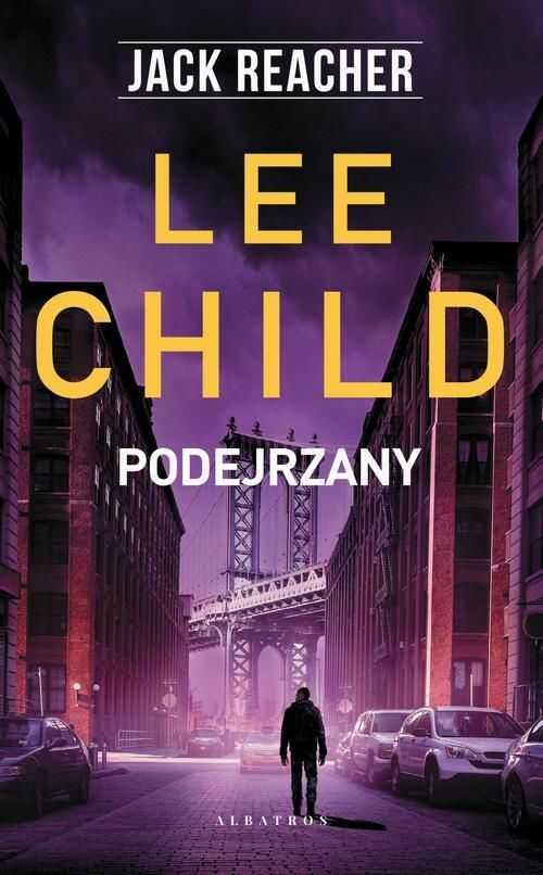 Jack Reacher. Podejrzany - Lee Child - ebook
