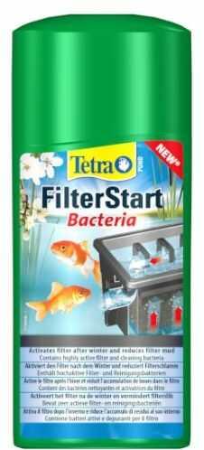 Tetra Pond Filter Start - bakterie aktywujące filtr