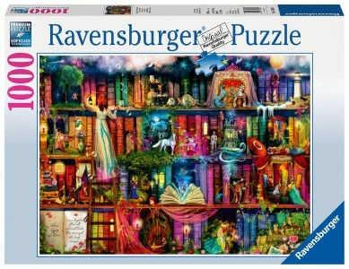 Puzzle 1000 elementów Magiczna opowieść (GXP-764293)