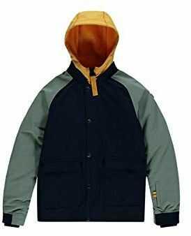 O''Neill Decombe-bomber chłopięce kurtki śniegowe niebieski atrament Size 152
