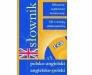 Słownik polsko angielski angielsko polski +CD + suplement tematyczny