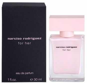 Narciso Rodriguez For Her For Her 30 ml woda perfumowana dla kobiet woda perfumowana + do każdego zamówienia upominek.