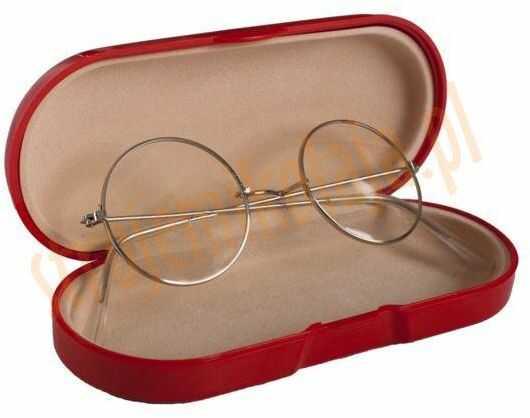 Okulary Mikołaja z futerałem