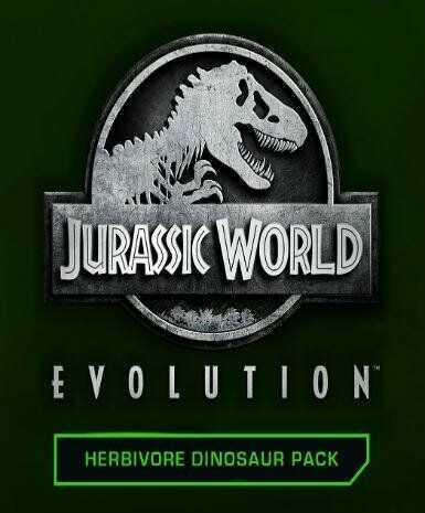 Jurassic World Evolution: Herbivore Dinosaur Pack (PC) Steam