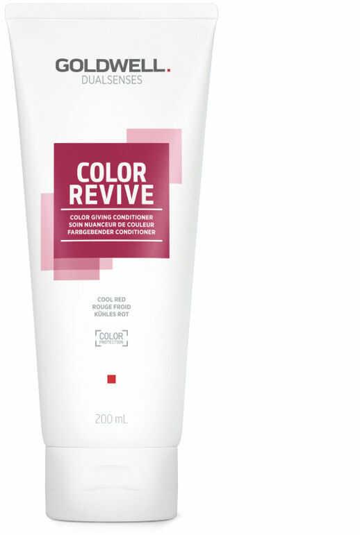 Goldwell Dualsenses Color Revive odżywka tonizująca Cool Red 200 ml