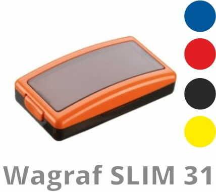 Wagraf SLIM 31 (bez naświetlania)- Czarny