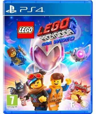 Gra PS4 Lego Przygoda 2 Gra wideo