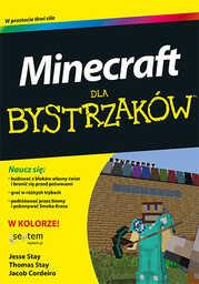 Minecraft dla bystrzaków - Ebook.