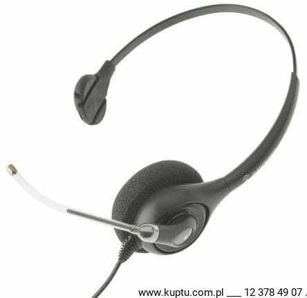 H251 Supra słuchawka nagłowna Plantronics (36828-01) (1)
