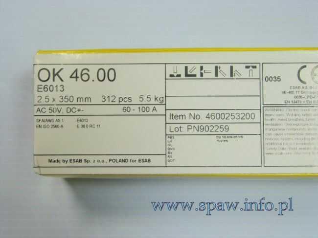 OK.46.00 / 2.5mm