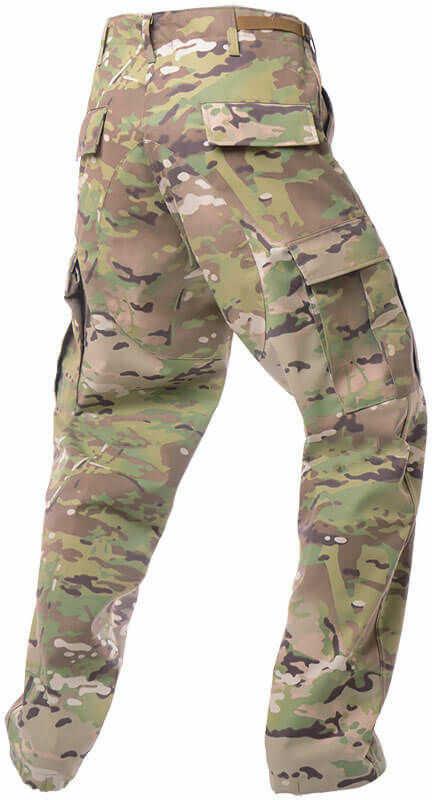 Tru-Spec Spodnie Taktyczne BDU MultiCam