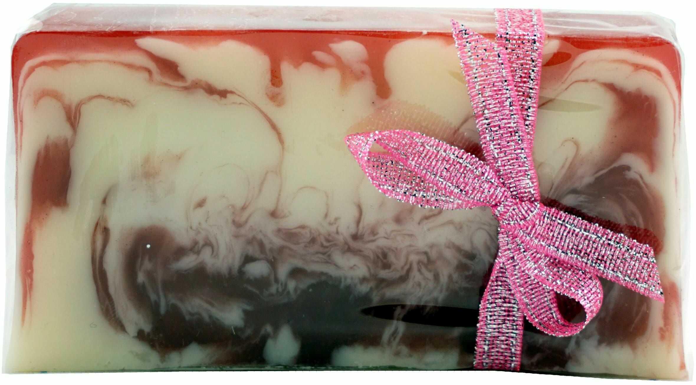 Mydło Glicerynowe - Różane - 100g - Lavea